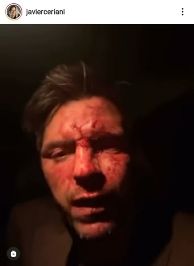 Hijo de Lupita DAlessio dice que fue golpeado en casa del ex gobernador del Estado de México César DAlessio Arturo Montiel