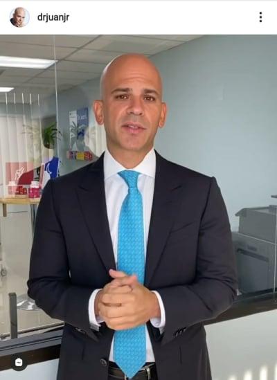 Dr Juan Rivera revela que EEUU podría aprobar vacuna de coronavirus sin hacer pruebas
