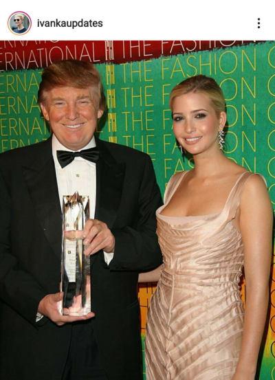 Tras mostrar piernón, destapan otros atrevidos atuendos de Ivanka Trump