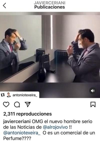 El reemplazo de María Celeste en Al rojo vivo confirma que será el nuevo conductor del programa Antonio Texeira