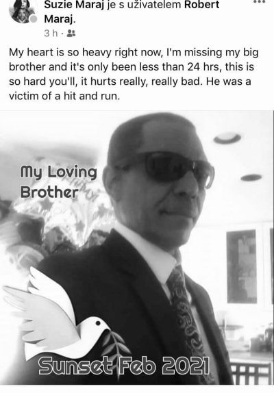 Padre Nicki Minaj muere 2 Robert Maraj