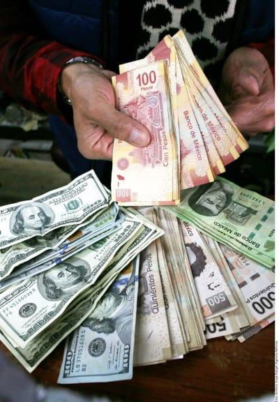 peso mexicano 9 de septiembre dólar