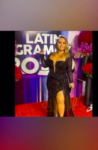 Chiquis Rivera, hija de Jenni Rivera, Latin Grammy (IG)