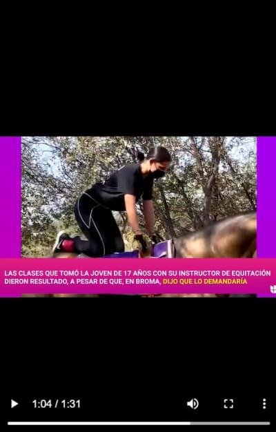 """""""Ella es una princesa""""; Ángela Aguilar intimida a su hermano Leonardo Aguilar"""