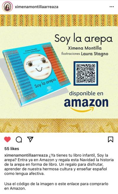Emprendedora hispana busca enseñar a los niños a amar el español a través de la lectura