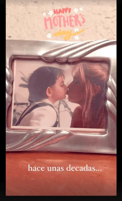 La hija de Eugenio Derbez compartió fotos de su mamá