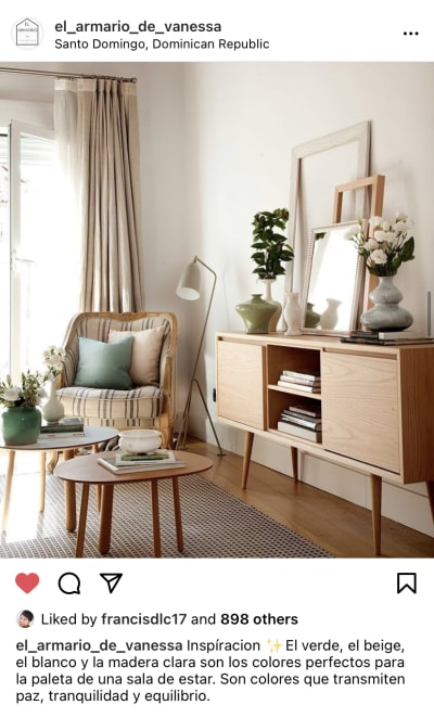 Seis tendencias de decoración para el hogar