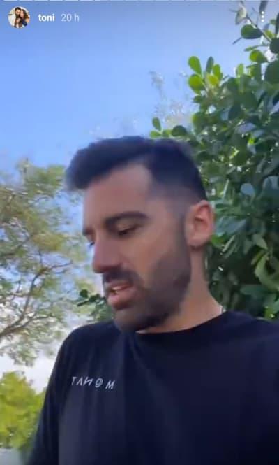 Toni Costa confiesa cómo se encuentra después del accidente que sufrió en casa Adamari López