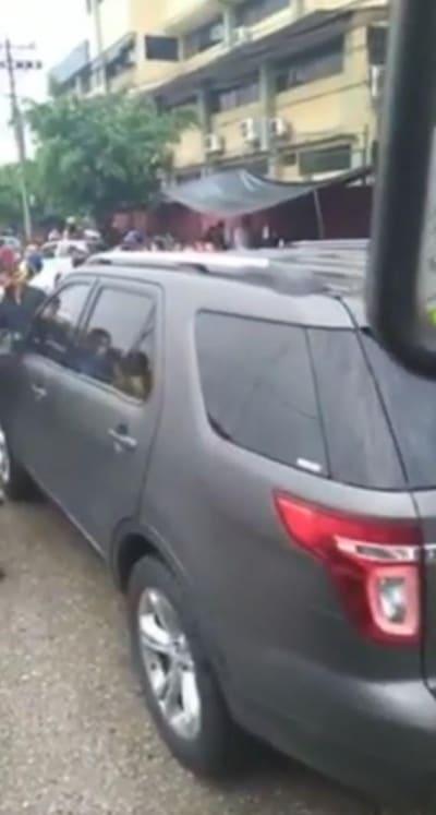 Asesinato Presentador Efraín Ruales, Guayaquil
