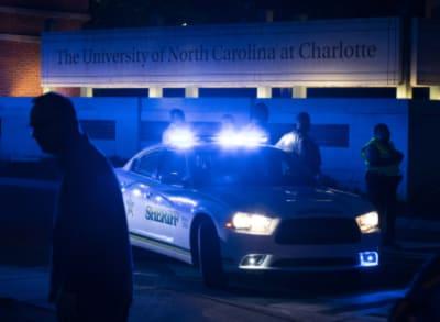 tiroteo universidad Charlotte