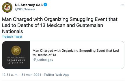 mexicano acusado