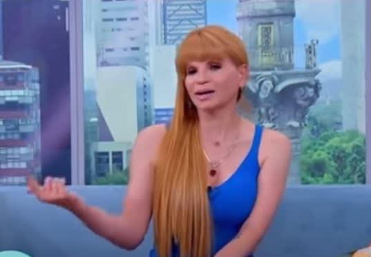 Mhoni Vidente dice dónde y cómo murió la mamá de Luis Miguel