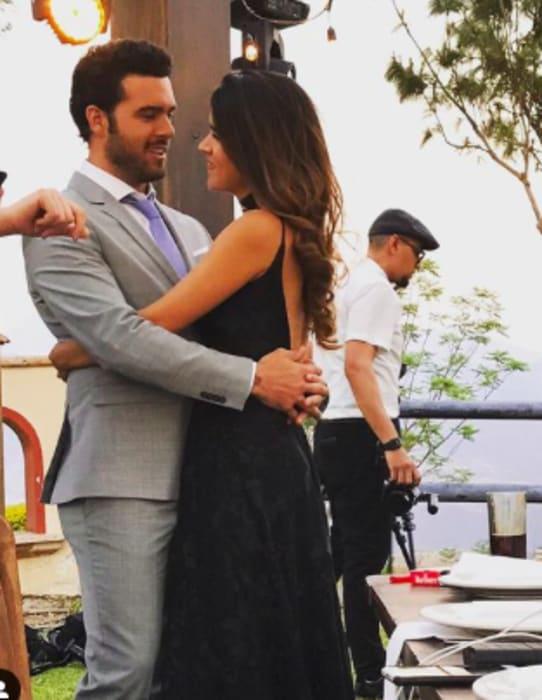 Pablo lyle y su esposa Ana Araujo (IG)