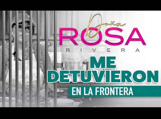 Mamá de Jenni Rivera fue detenida en la frontera (Instagram)