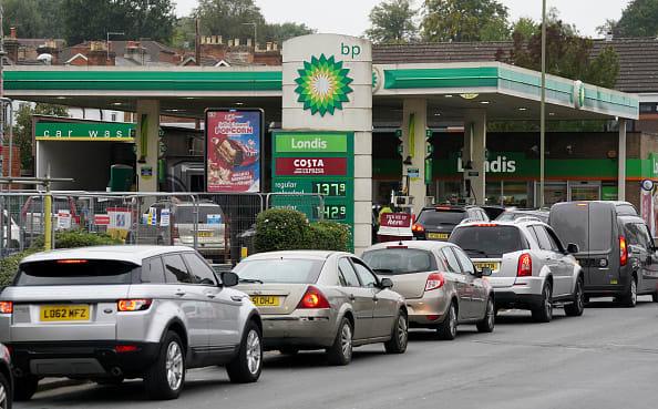 Sube precio de gasolina