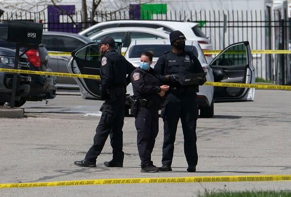 tiroteo en FedEx