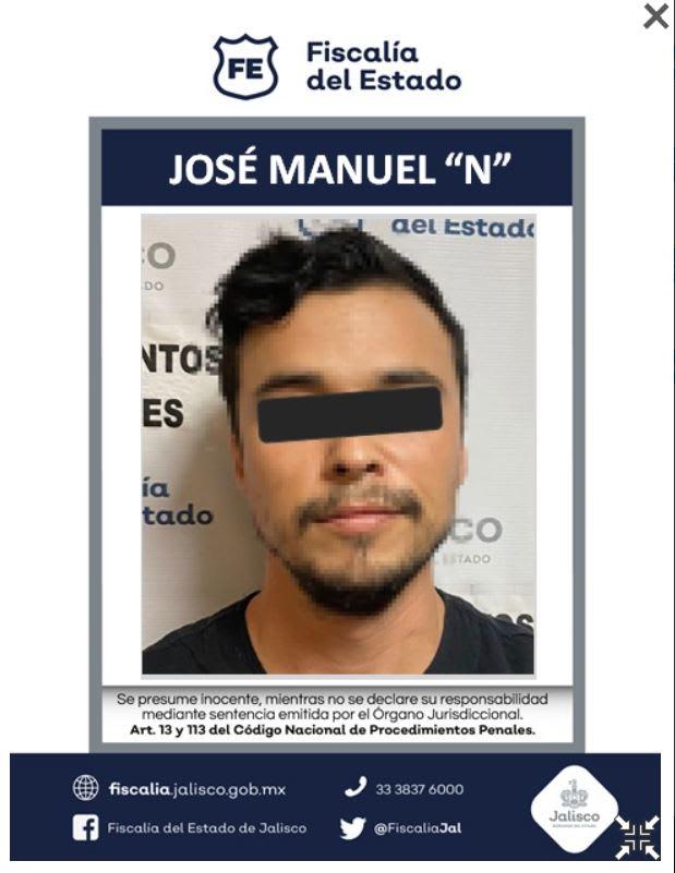 detenido tras huir a México