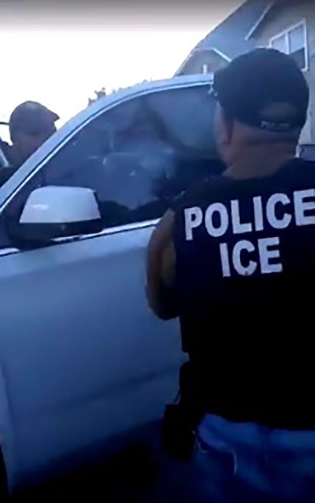Echo Park ICE