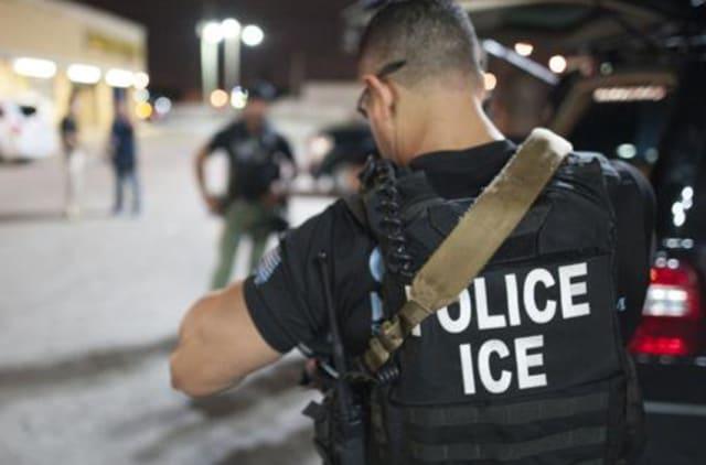 ICE inmigrantes Florida