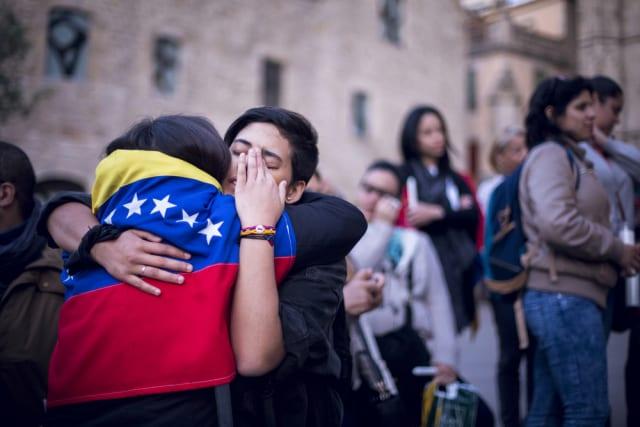Venezuela extraña enfermedad