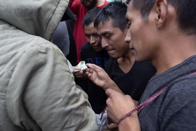 ICE indocumentados arrestos