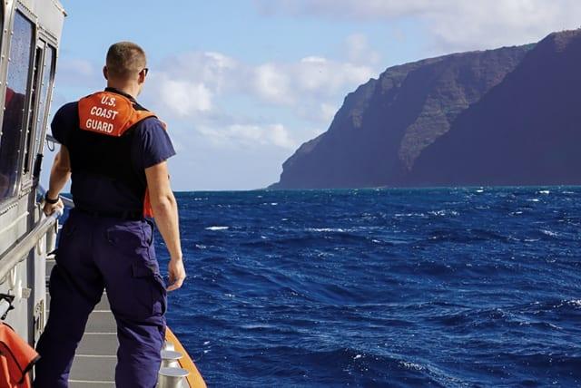 Hawai caída helicóptero