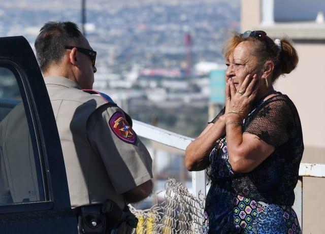 El Paso padres atacante