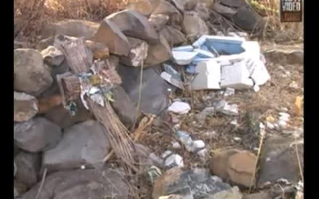 Video: Hallan cadáver donde encontraron muerto a Sergio Gómez de K-Paz de la Sierra