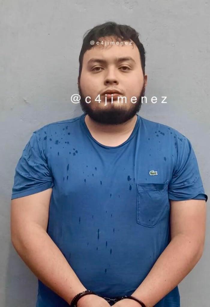 """Detienen jefe seguridad Alejandra Guzmán: """"Era para surtir a su patrona"""""""