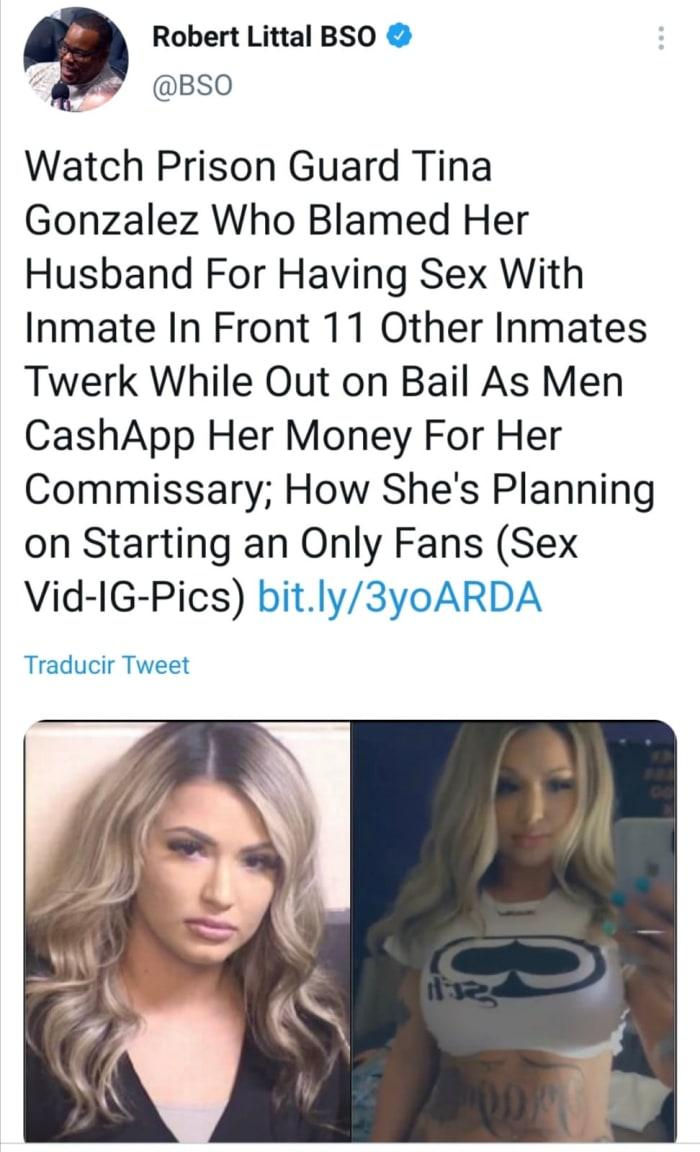 Relaciones sexuales con recluso