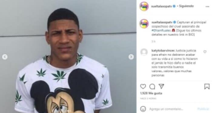 Detalles asesinato Efraín Ruales 4