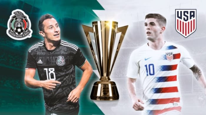 Mexicans dominate this tournament United States