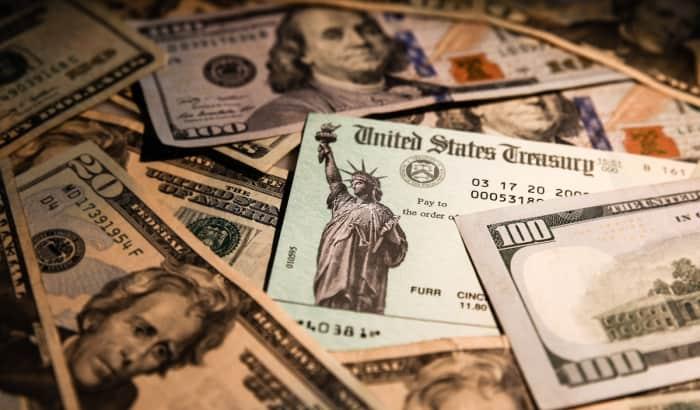 IRS ajustar cantidad cheque