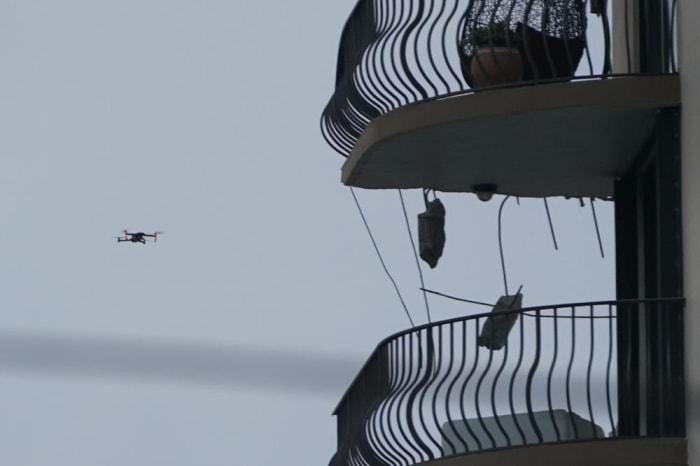 Videos derrumbe edificio Miami