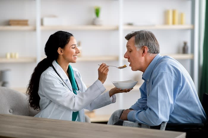 Cuidado a paciente con accidente cerebrovascular