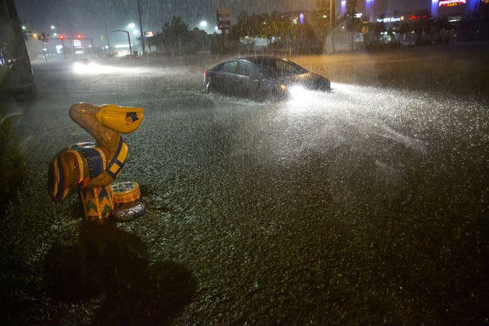 "Pronostican lluvias ""muy fuertes e intensas"""