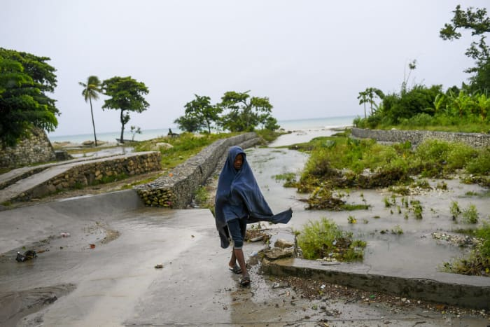 Sismo en el Pacífico tsunami