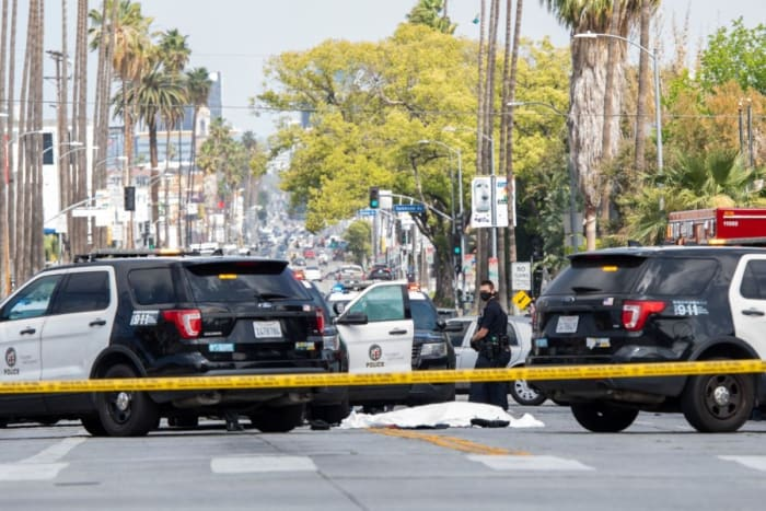 Policía abatió a pistolero