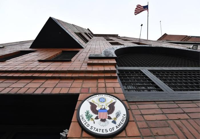 Estados Unidos retrasa pasaporte