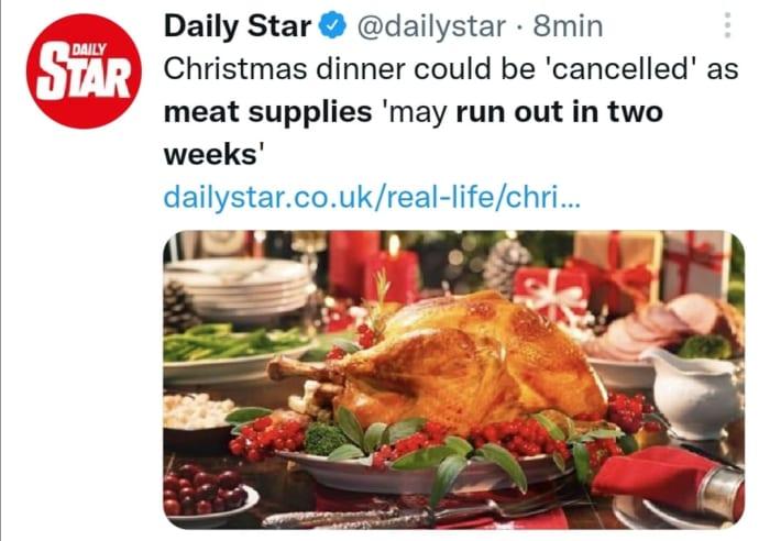 Suministro de carne