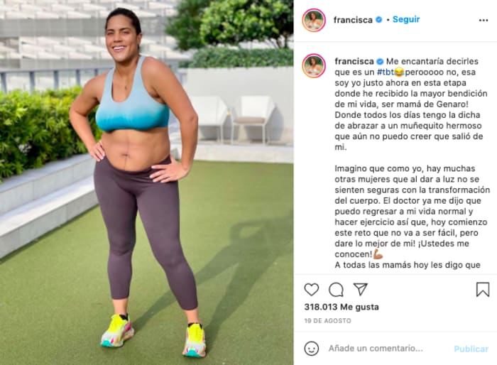 Divorcio Francisca Despierta América en Domingo