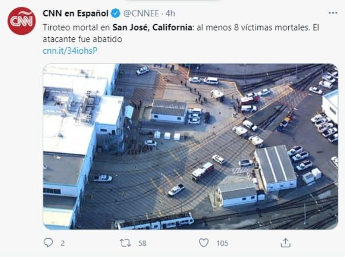 Autor del tiroteo de California se suicidó tras matar a ocho personas