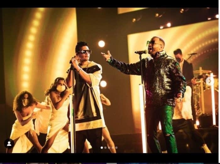 Chyno Miranda Premios Juventud: Algunos seguidores no les gustó el reencuentro