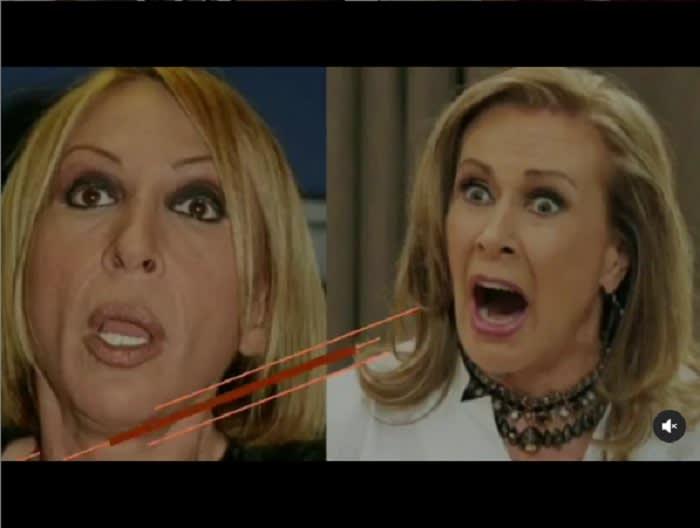 Laura Zapata attacks Laura Bozzo
