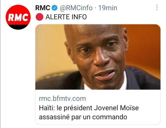 Jovenel Moise