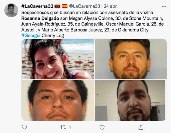 Rossana Delgado asesino: Más involucrados en el asesinato de Rossana