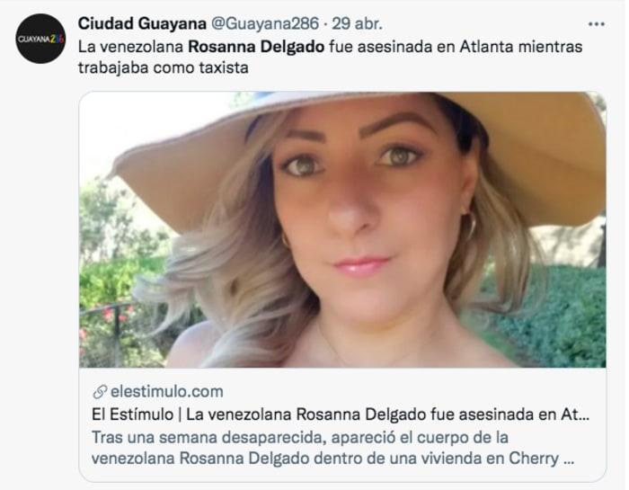 Rossana Delgado asesino: Tres sospechosos siguen fugitivos