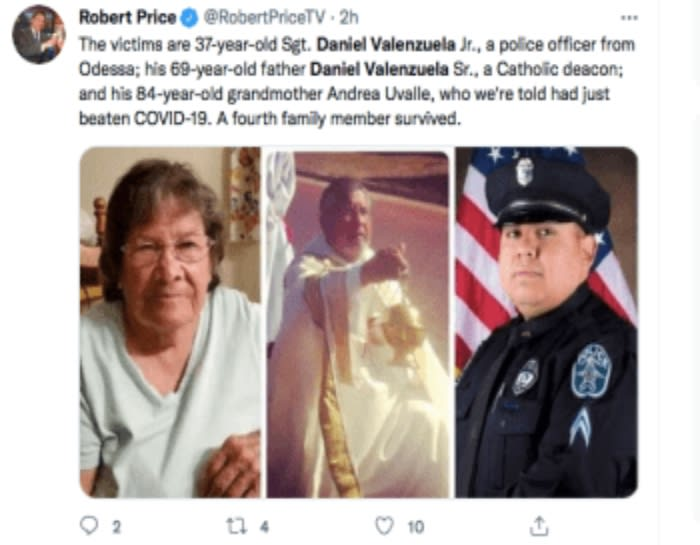 Familia de hispanos muere en aparatoso accidente luego de concierto de El Buki