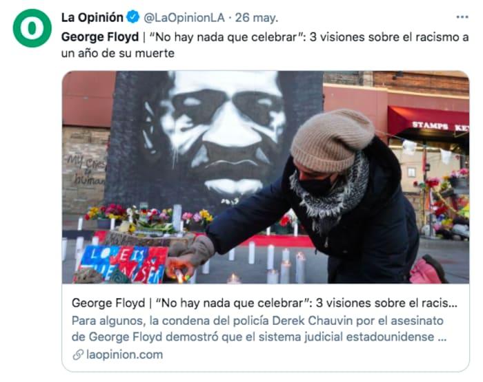 Muertos policía latinos