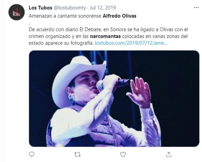 hermano Alfredo Olivas Irving Olivas